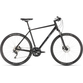 Cube Nature EXC Hybrid Bike black